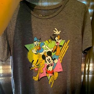 Disney and friends t-shirt